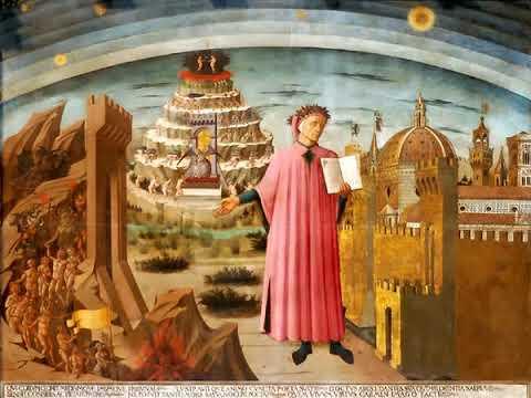 Dante's Purgatorio: Cantos 1-3