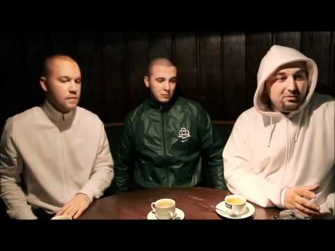 Интервью гр.ГРОТ и D-Man 55 (2011)