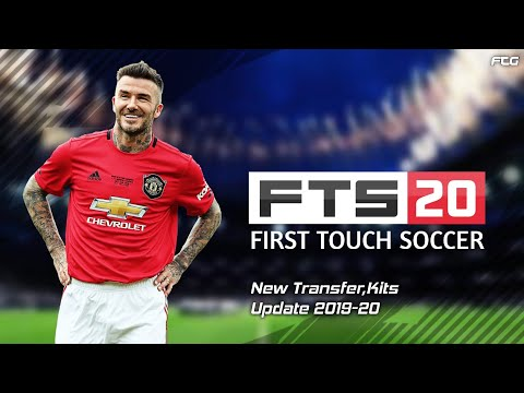 FTS 2020 Android Offline 300 MB HD Graphics First Touch Soccer 2020
