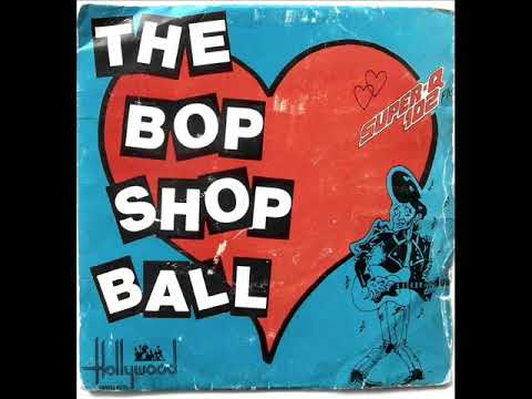 The Bop Shop Ball, Super Q102 FM, advertisement record, Sept