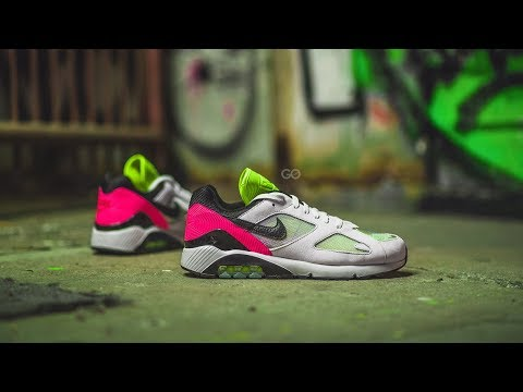 Nike Air Max 180 Berlin Review On Feet Youtube