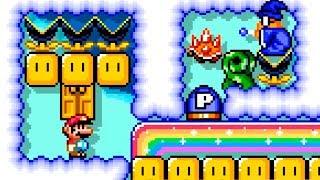 EL DESAFIO DEL GRAN MAGO | Super Mario Maker 2