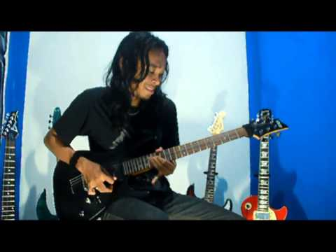 WINNER!!! BasementRockStar & RiffStation Guitar Solo Contest  - Aryz Bulo