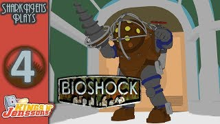 SharkNJens Plays Bioshock Part 4