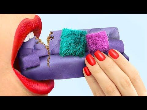 9 DIY Mini Süßigkeit Welt