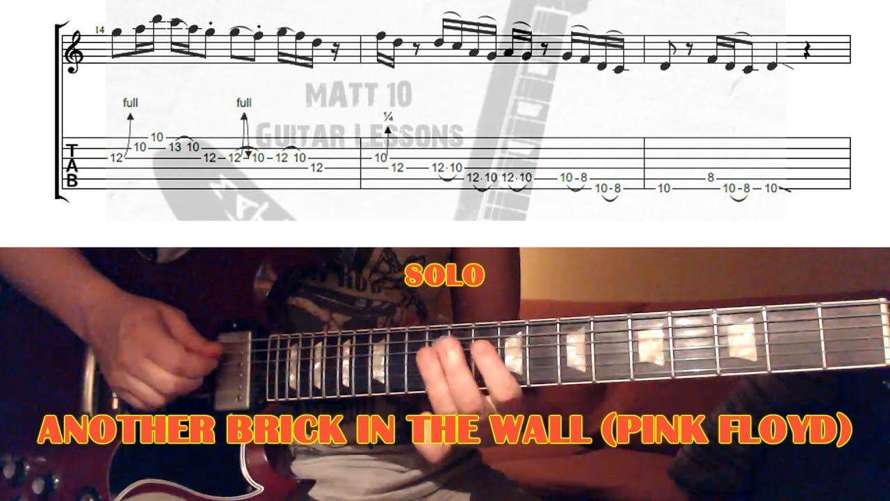 Turn on fullscreen mode (alt + enter) learn sweet home alabama faster with songsterr plus plan! Sweet Home Alabama Lynyrd Skynyrd Guitar Solo 1 2 Guitar Lesson With Tab Youtube