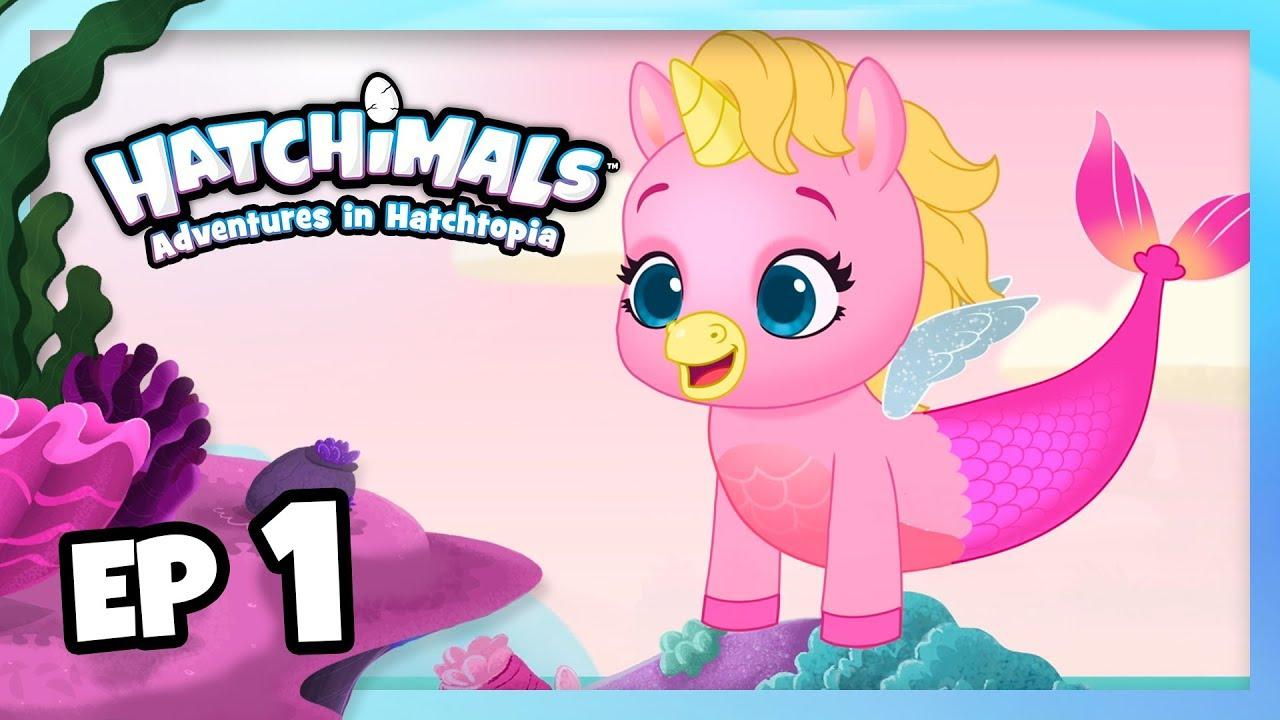 Hatchimals Adventures in Hatchtopia