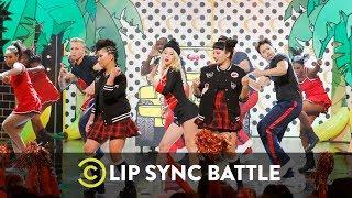 Lip Sync Battle - Tara Lipinski