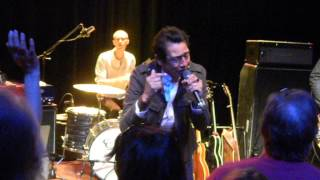 "Alejandro Escovedo ""Beast of Burden (Stones cover)"" 4-12-14 FTC, Fairfield CT"