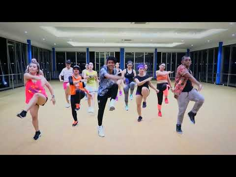 Zumba Dangdut Selow  - Nella Kharisma Versi RemixChoreography At Global Studio Balikpapan