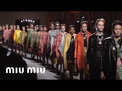Miu Miu Fall/Winter 2015 fashion show in Tokyo