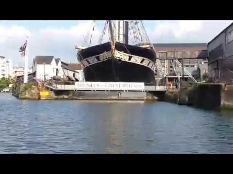 Bristol Harbour England