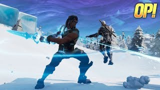 SEASON 7 NEW INFINITY BLADE IS OP! - FORTNITE BATTLE ROYALE SOLO GAMES (PC)
