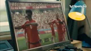Conferencia de prensa de la Selección Argentina