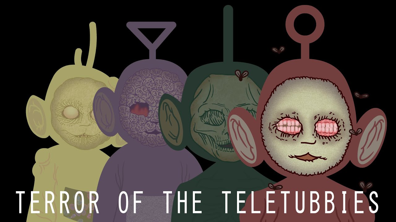 Terror of the Teletubbies #Shorts