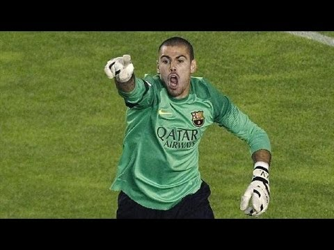 Victor Valdes - Best Saves Ever HD