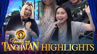 Tawag ng Tanghalan: Vice is surprised with Mariel's knock-knock joke