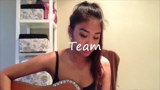 Team - Lorde (Cover)
