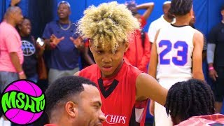 Christian Jones Has Crazy Handles - Balling On The Beach Highlights