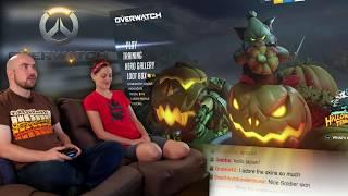 Overwatch AWESOME! Halloween 2018