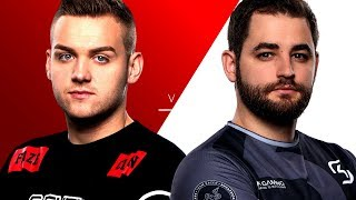 CS:GO - FaZe vs SK [Overpass] Map 1 - Quarter Final - ESL Pro League S7 Day 4