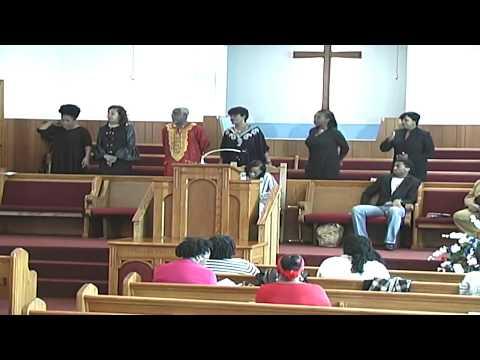 Min. D. Slaugther - Second Baptist Church - Bastrop, La