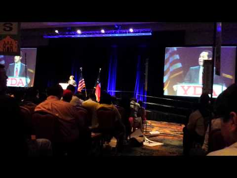 Mayor San Antonio and Presidential Hopeful