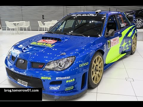 subaru impreza wrx sti 2006 wrc youtube. Black Bedroom Furniture Sets. Home Design Ideas