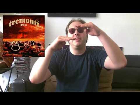 Tremonti - DUST Album Review