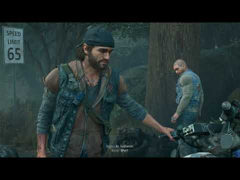 Days Gone Kamil game play |
