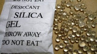 10 Surprising Uses Of Silica Gel You Didn