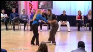 Brad Whelan Victoria Henk All-Star Jack and Jill Capital Swing 2014