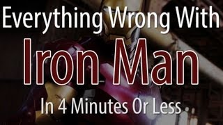 getlinkyoutube.com-Everything Wrong With Iron Man In 4 Minutes Or Less