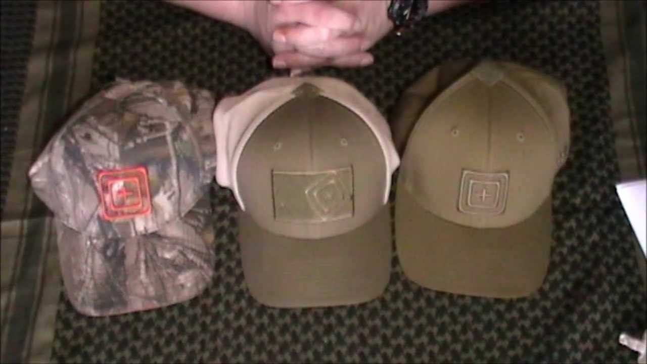 007227d0dad 5.11 Tactical Ball Caps - YouTube