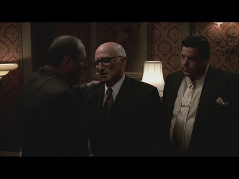 I'm The Boss Of This Family - The Sopranos HD