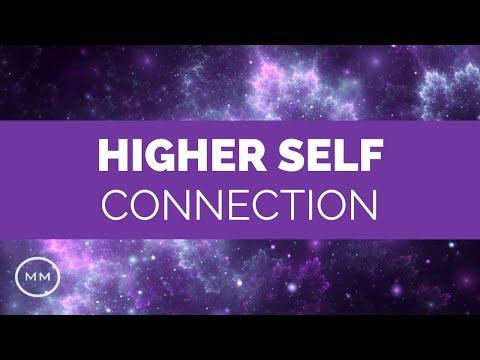 Higher Self Connection  - Awaken Your Higher Self - 222 Hz Lambda Monaural Beats