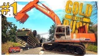 التنقيب عن الذهب | كيف تصير غني في يوم واحد!! Gold Rush