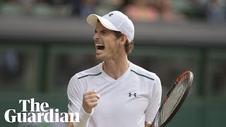 Andy Murray targets Wimbledon comeback following 'slow' recovery