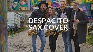 LUIS FONSI – DESPACITO (SAXOPHONE COVER)