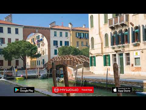 The Ghetto – Jewish Museum – Venice – Audio Guide – MyWoWo Travel App