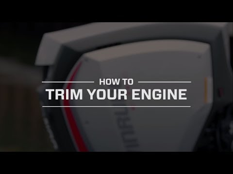 HOW TO: Trim Your Engine