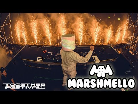 Marshmello - Live @ Together Festival 2017 Day 1