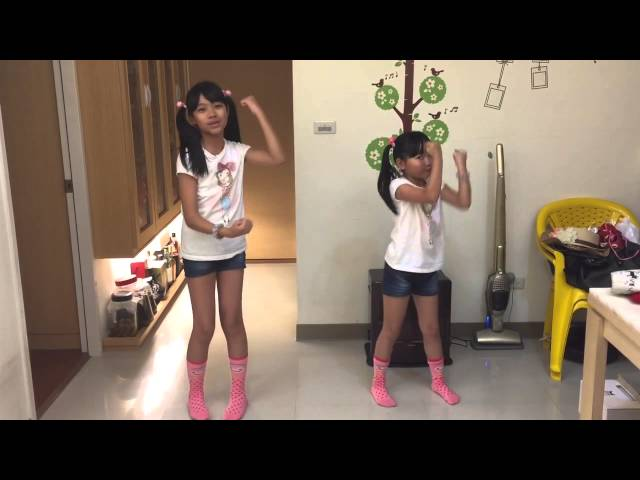 【Momo飛到歡樂谷】MV舞蹈大賽-Cover by 茹婷、詠婷