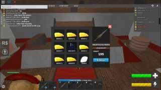 Roblox Medieval Warfare Reforged : How to craft Righteous Faith