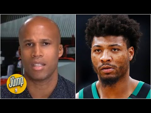 Was Marcus Smart right to explode on teammates after Game 2 loss to the Heat? | The Jump