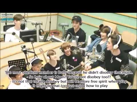 [SUBS] MADTOWN at Super Junior Kiss The Radio Part 1