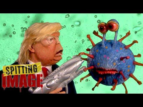 How Donald Trump Got Covid | Spitting Image
