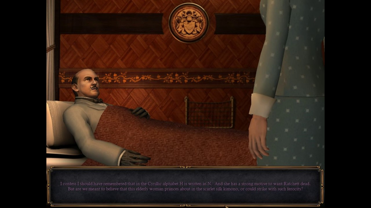 5de2fff0a Let's Play Murder on the Orient Express part 19 - YouTube