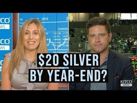 Silver Prices Could Explode By Year-End, Here's Why