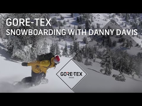 Experience More: Lake Tahoe Snowboarding with Danny Davis
